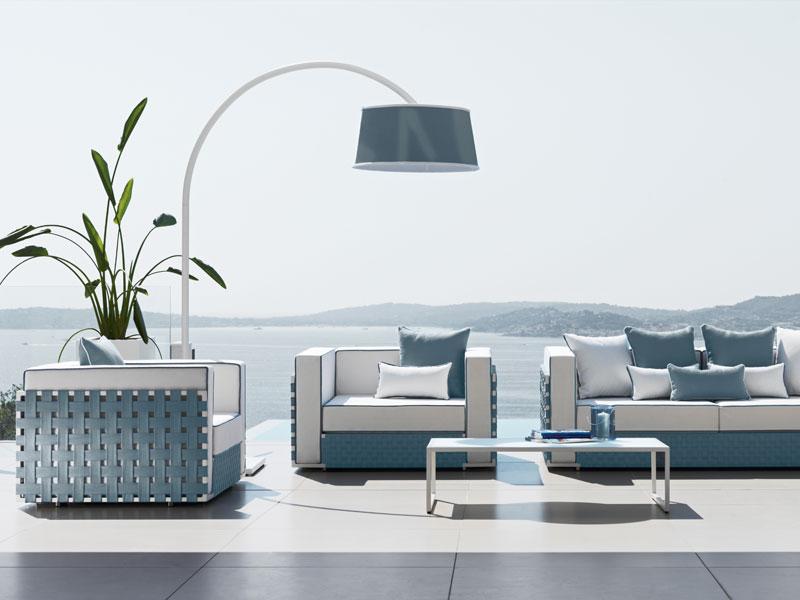 Outdoor Furniture Cover Platinum Vision