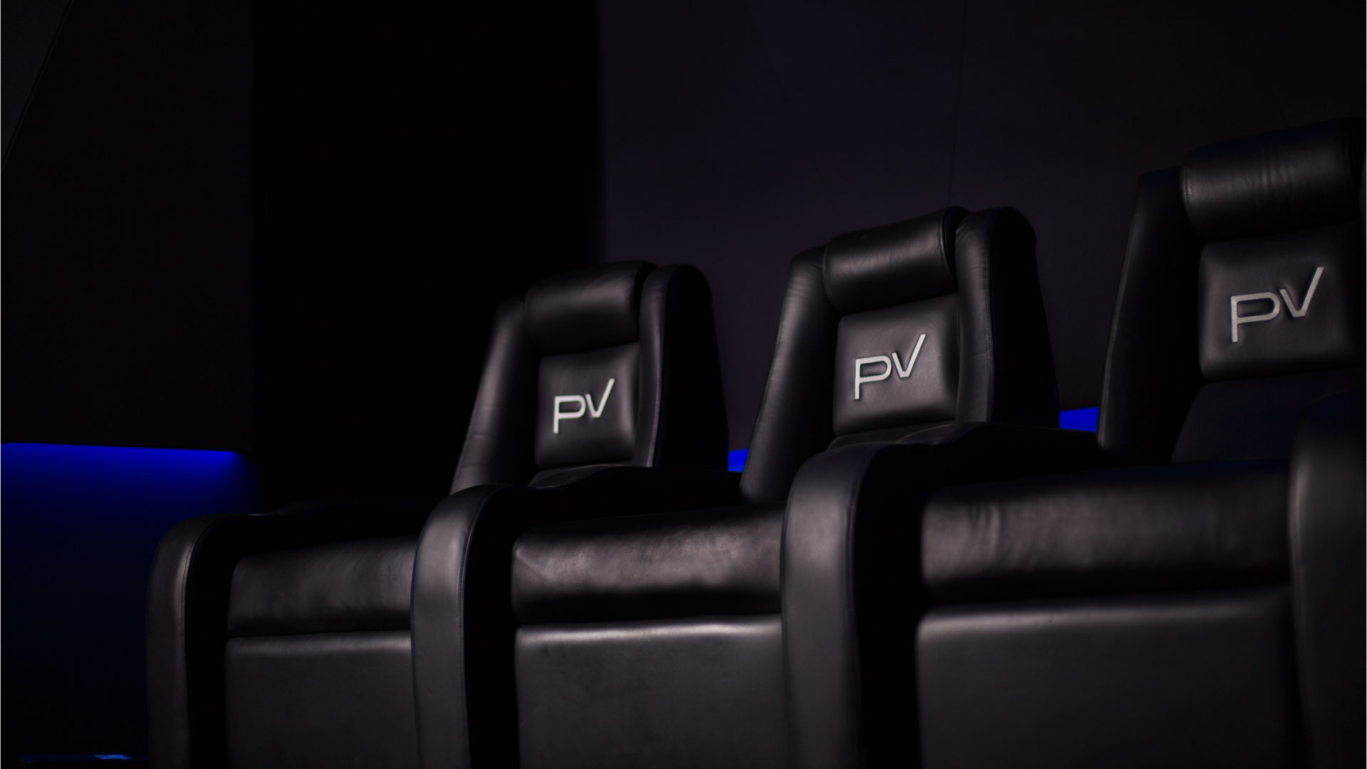 Platinum Vision Cinema Seating